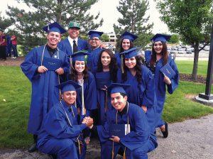 Caldwell High School graduates