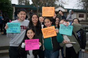 TRIO students at South Seattle College