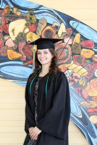 Graduation photo of Shelby Mccahon at University of Alaska
