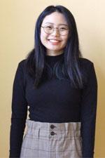 Photo of Jeanette Chen, 2021 OTA Fellow